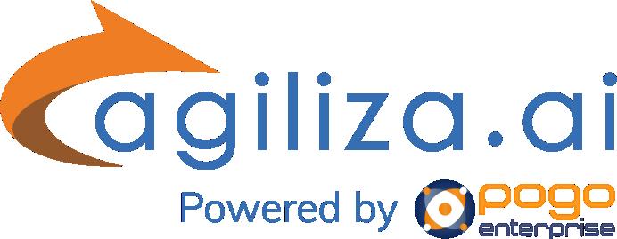 Logotipo da empresa Agiliza.ai by Pogo Enterprise